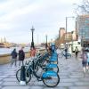 Londýn pro cyklisty: Vypůjčte si kolo přímo v centru města a cestujte prvních 30 minut zdarma!