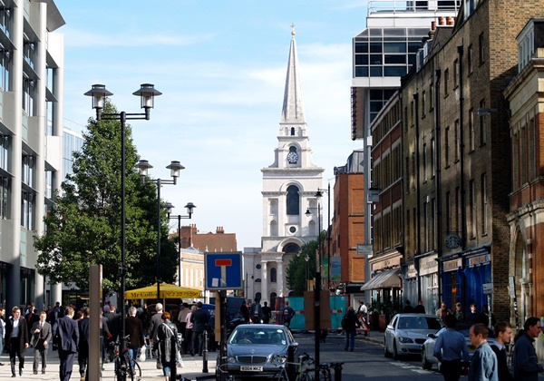 Alternative London Tours: Dvouhodinová procházka East Endem, jaký z průvodců nepoznáte | © Art Comments