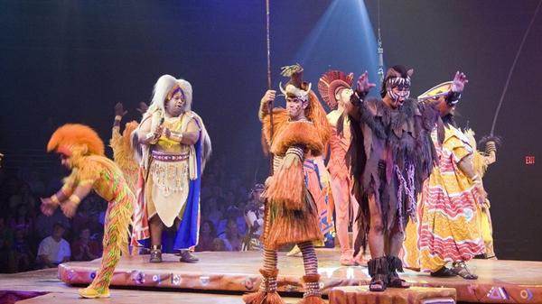 Kulturní tip: Muzikál Lví král v londýnském Lyceum Theatre | © Bradley Jones