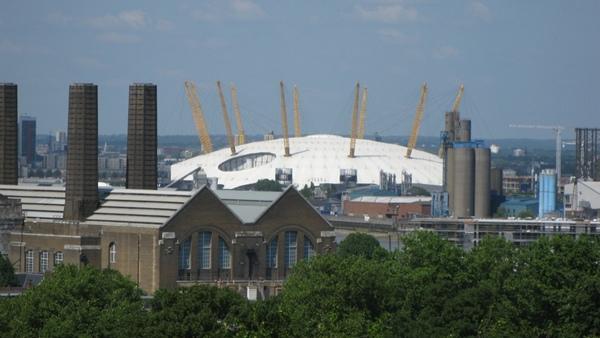 North Greenwich Arena (The O2 Arena) | © alf.melin
