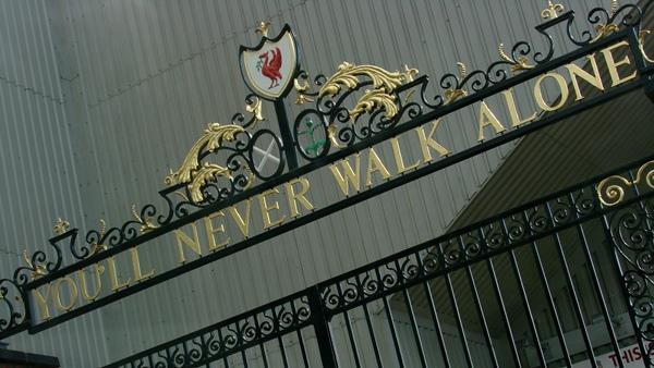 Tip na výlet: Prohlídka fotbalového stadionu Liverpoolu Anfield Road | © Petr Novák